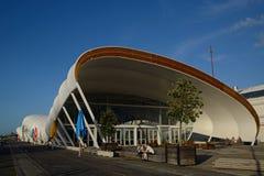 Cloud Expo Centre Stock Photos