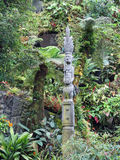 Cloud Forest Attraction Gardens by the Bay nature park Singapore Bay Marina, Asia Stock Image