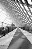 Cloud Forest walkway at Gardens by the Bay Royalty Free Stock Photography