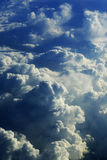 Cloud formations Stock Photography