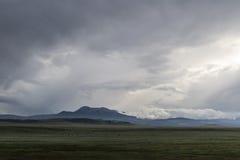 cloud góry Zdjęcie Stock