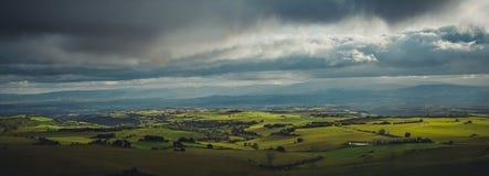 cloud góry Fotografia Royalty Free