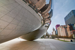 The Cloud gate Royalty Free Stock Photography
