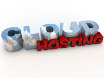 Cloud Hosting Stock Images