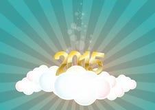 2015 cloud Stock Photography
