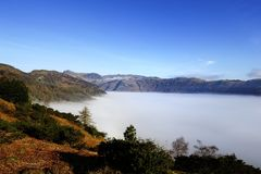 Cloud Inversion Stock Images