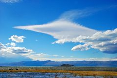 cloud kształty Fotografia Royalty Free