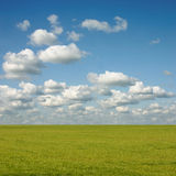 Cloud Landscape Stock Photography