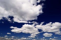 Cloud landscape Stock Photography