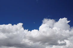 Cloud Layers Royalty Free Stock Photos