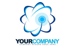 Cloud Logo stock illustration