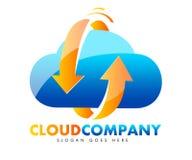 Cloud Logo vector illustration