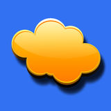 Cloud Logo Stock Photo
