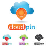 Cloud Logo Royalty Free Stock Photos