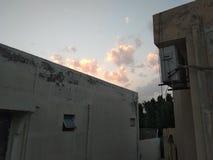 cloud marzycielskiego obrazy stock