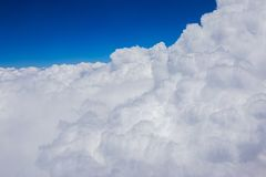 Cloud Mid-Air Stock Photos