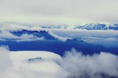 cloud morza Zdjęcia Stock