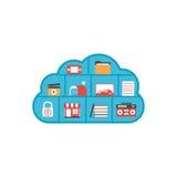 Cloud Multimedia Stock Photos
