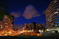 cloud noc Zdjęcie Royalty Free