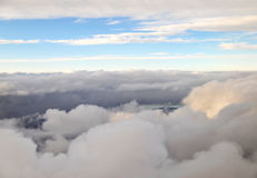 Cloud ocean Royalty Free Stock Photos