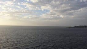 cloud oceanu Fotografia Royalty Free