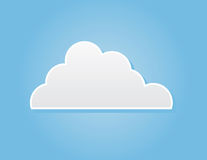 Cloud One Royalty Free Stock Photos