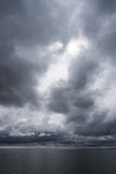 Cloud over Baltic. Stock Images