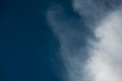 Cloud before raining Stock Photography