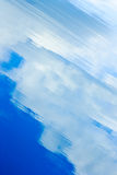 Cloud Reflection Stock Photos