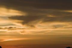cloud słońca obraz royalty free