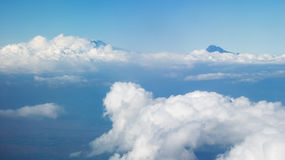 Cloud scape Royalty Free Stock Photos