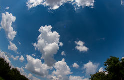 Cloud Scape Stock Photography