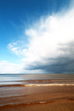 Cloud and sea. Royalty Free Stock Photography