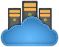 Cloud server Stock Photos