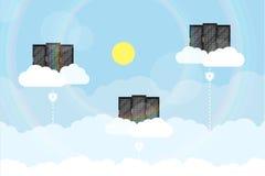 Cloud server Stock Images