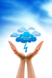 Cloud Services Stock Images