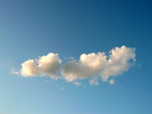 Cloud on sky Stock Photography
