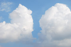 Cloud on  sky Stock Images