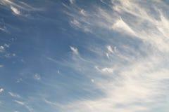 Cloud. The cloud on the sky Stock Photos