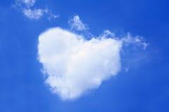 Cloud in sky Stock Image