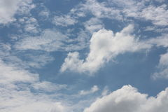 Cloud sky Stock Photography