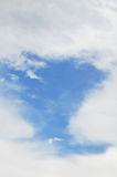 Cloud and sky background Stock Photo