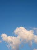 Cloud and sky Royalty Free Stock Photos