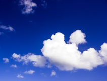 Cloud and sky Stock Photography