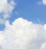 Cloud sky daytime Stock Photo