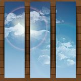 Cloud, Sky Painted Background Stock Photo