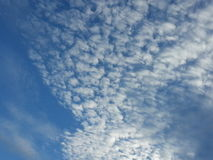 cloud and sky Stock Images