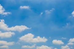 cloud skyen Royaltyfri Foto