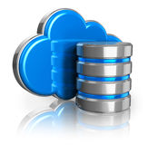 Cloud Storage Concept Stock Photos