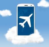 Cloud technologies Stock Image